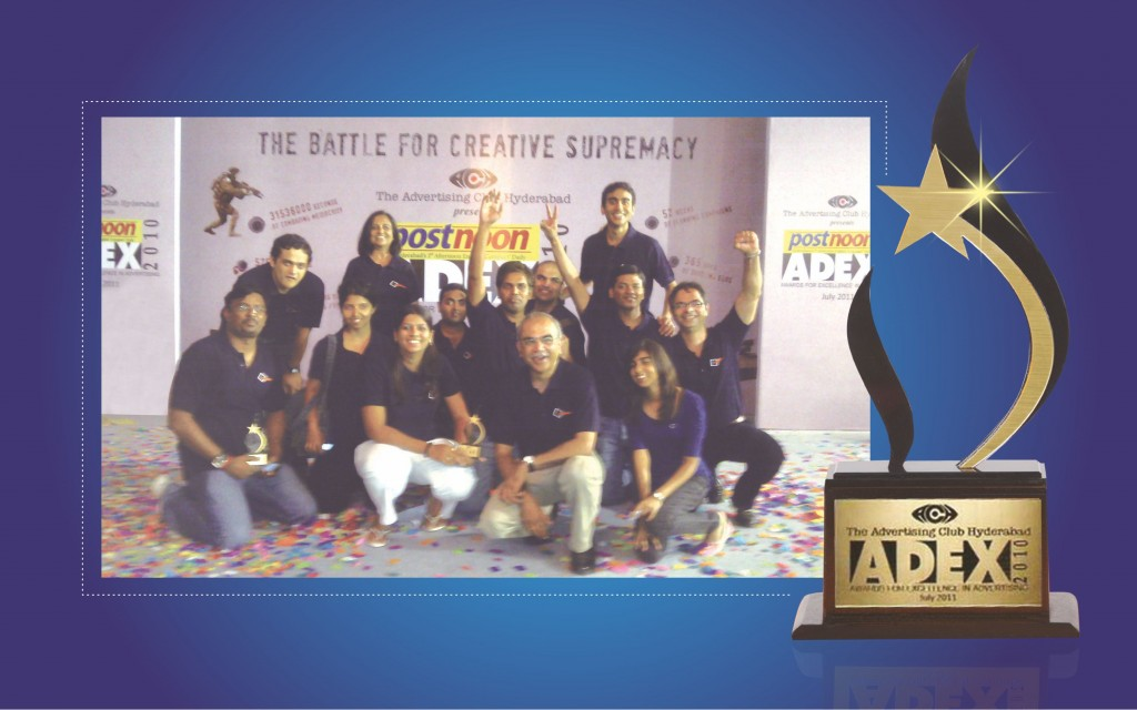 Tempest Advertising Wins Big at ADEX 2010 for Internet Advertising and Recruitment Campaign
