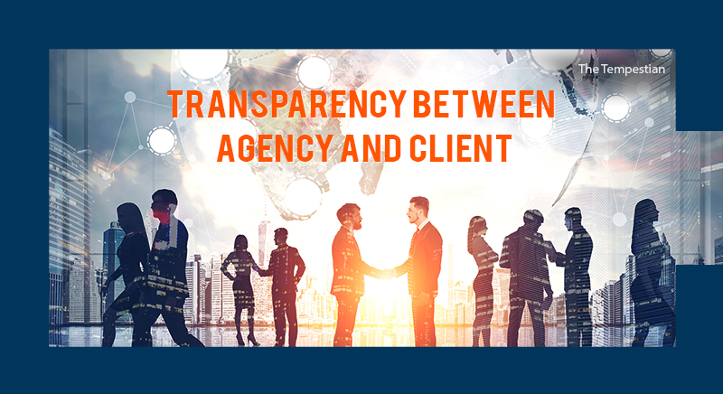 Transparency between Agency and Client