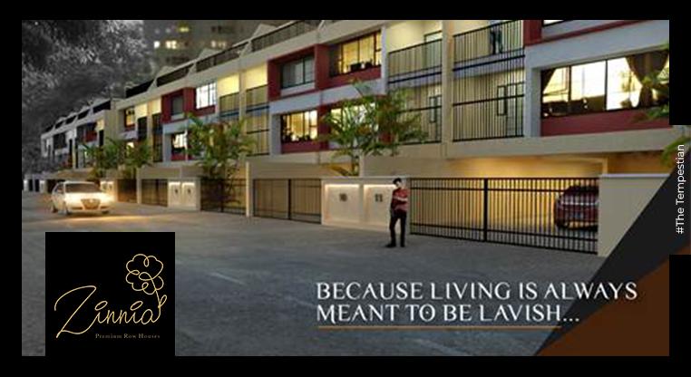 Zinnia Row Houses Digital Campaign